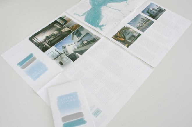 Solent Living - Leaflet