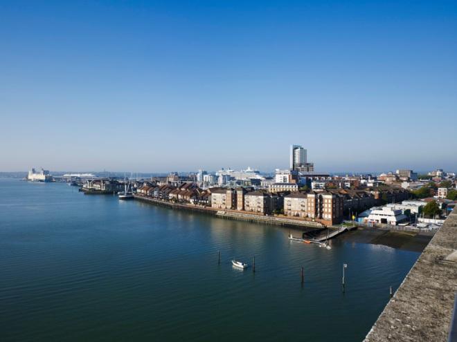 Southampton - Photomontage CGI