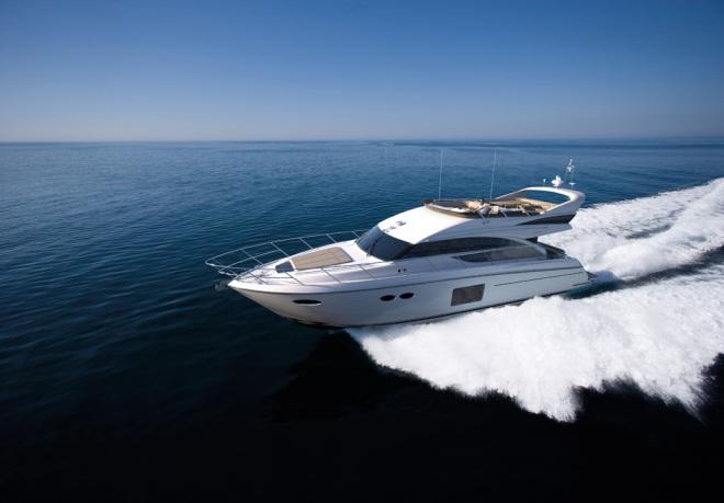 Princess 56 Flybridge Yacht